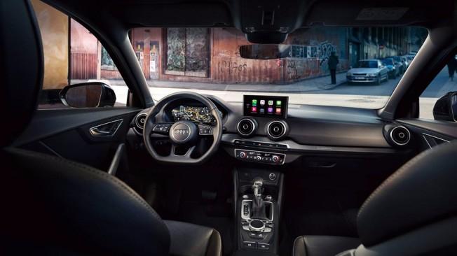 Nuevo Audi Q2 - interior