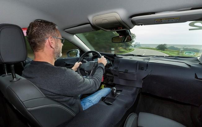 Opel Insignia Grand Sport - interior