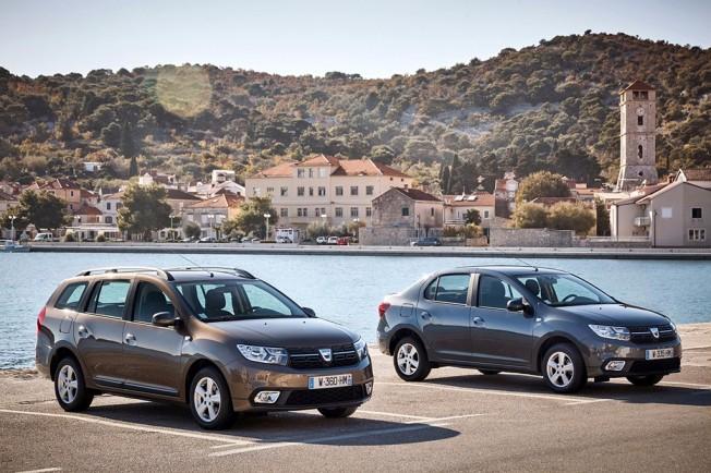 Llegan los nuevos Dacia Logan y Logan MCV