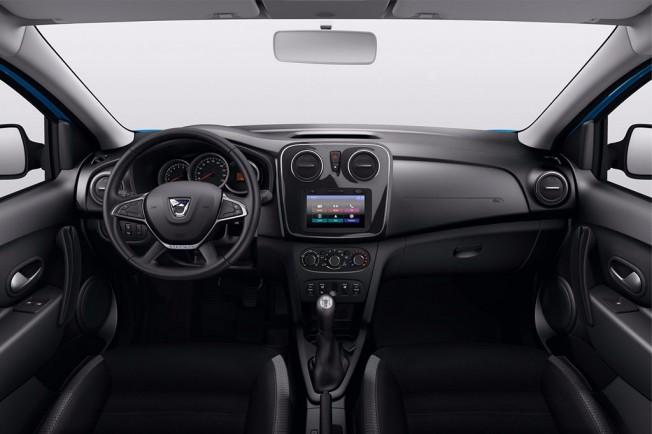 Dacia Sandero Stepway 2017 - interior