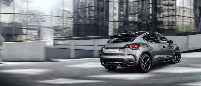 DS 4 Performance Line - posterior