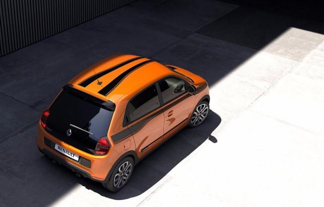 Renault Twingo GT - techo