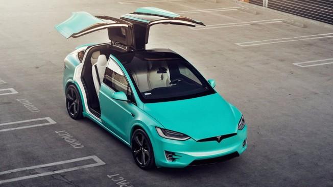 Tsportline Tesla Model X