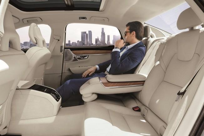 Volvo S90 Excellence - interior