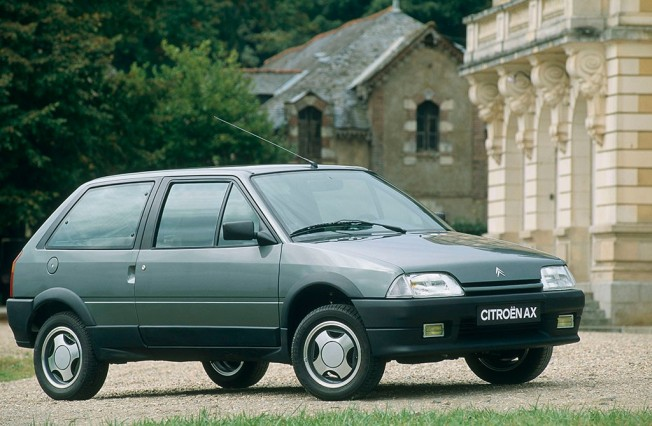 Citroën AX Exclusive de 1992