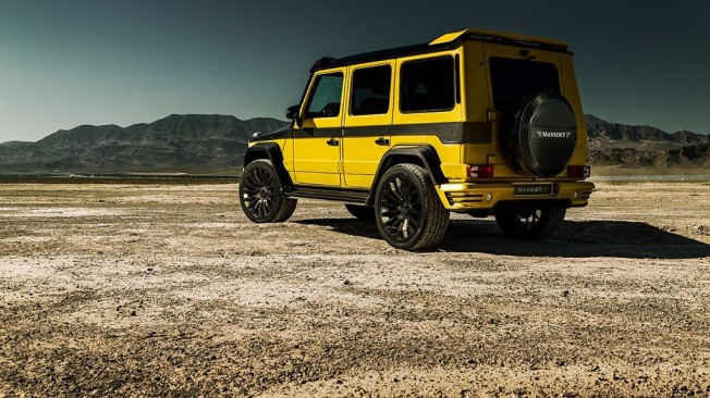 Mansory Mercedes Clase G
