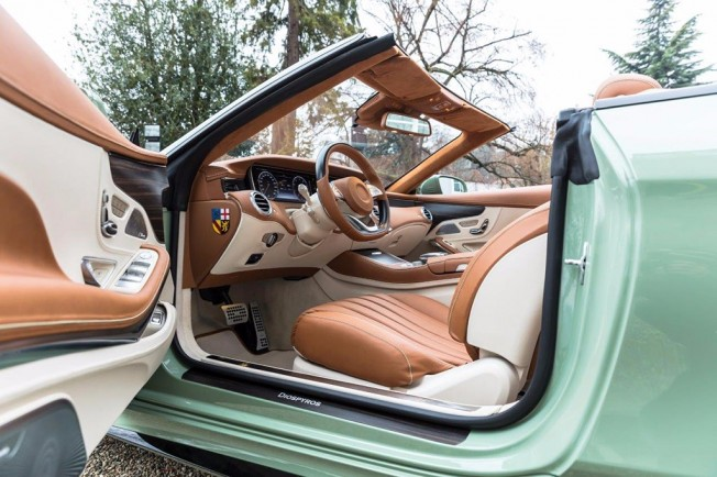 Carlsson Diospyros Mercedes Clase S Cabrio