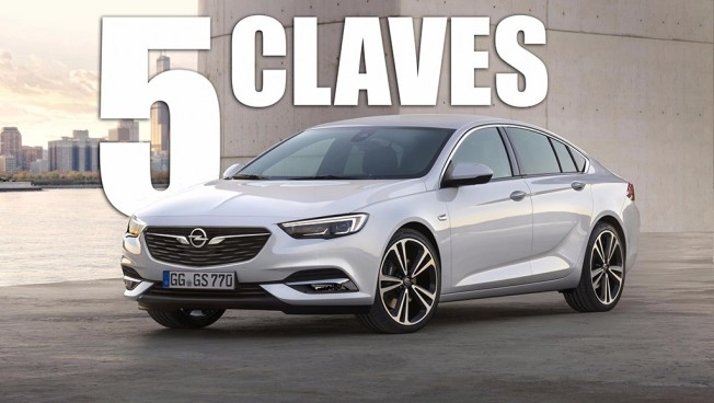Opel Insignia Grand Sport - 5 claves