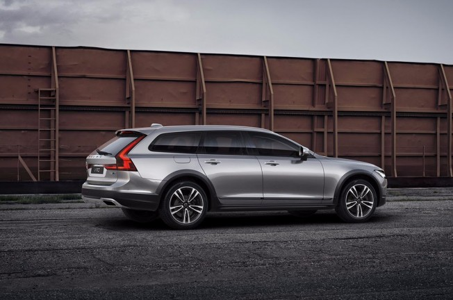 Volvo V90 Cross Country Polestar Performance Optimisation