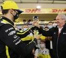 Jérôme Stoll deja definitivamente la presidencia de Renault Sport
