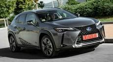 - Lexus UX