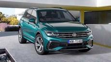- Volkswagen Tiguan