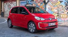 - Volkswagen e-up!