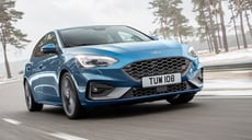 - Ford Focus ST