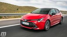 - Toyota Corolla Hatchback