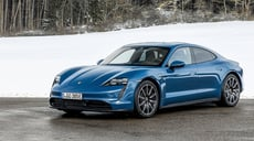 - Porsche Taycan