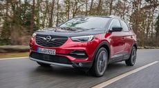 - Opel Grandland X PHEV
