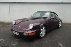 Porsche 911 964 carrera 2 manual