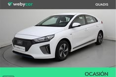 Hyundai Ioniq 1.6 GDI HEV Klass DCT
