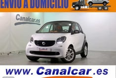 Smart Fortwo Coupe 66 90 CV