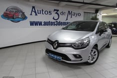 Renault Clio Serie limitada Limited TCe 67 kW (91CV)