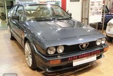 Alfa Romeo GTV6 2.5 MOTOR 3000 AMERICA