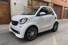 Smart Fortwo cabrio CABRIO BRABUS