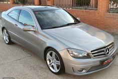Mercedes Clase CLC 200cdi