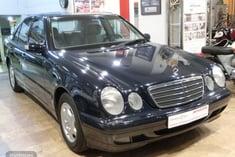 Mercedes Clase E 220 CDI W210