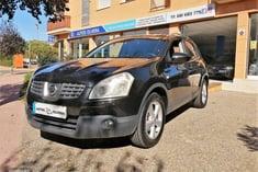 Nissan Qashqai 2.0 dCi 150CV AUTO Navipiel negra