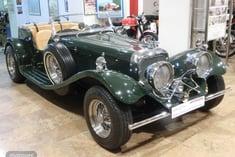 Jaguar SS 100  RECREATION (REPLICA SS100)