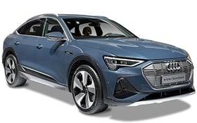 Audi e-tron Sportback e-tron Sportback 50 quattro (2022)
