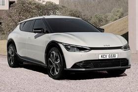 KIA EV6 EV6  58kWh 125kW RWD (2022)