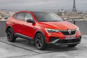 Renault Arkana Arkana Intens TCe 103kW(140CV) EDC Micro Híbr. (2021)