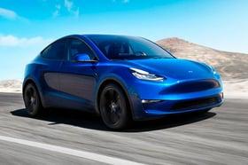 Tesla Model Y Model Y Gran Autonomía 4WD (2021)