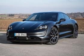 Porsche Taycan Taycan (2022)