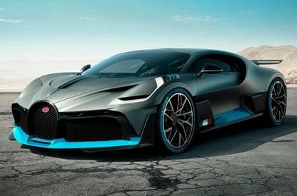 Bugatti Divo Divo