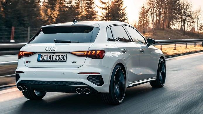 Audi S3 Sportback 2021 preparado por ABT Sportsline
