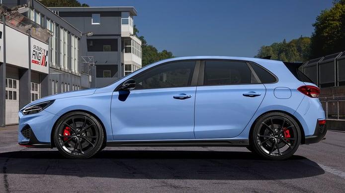 Hyundai i30 N 2021 - lateral