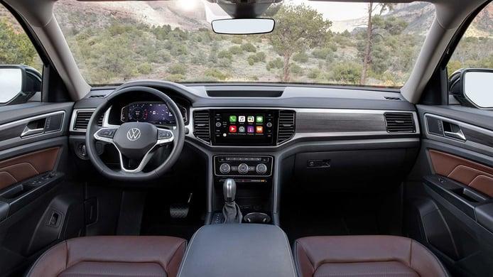 Volkswagen Teramont 2021 - interior