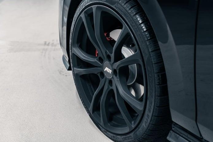 Detalle llantas de aleación del ABT Volkswagen Golf R