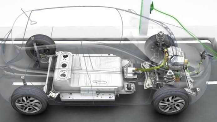 Foto Renault ZOE - tecnología