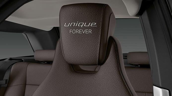 BMW i3 Unique Forever Edition - interior