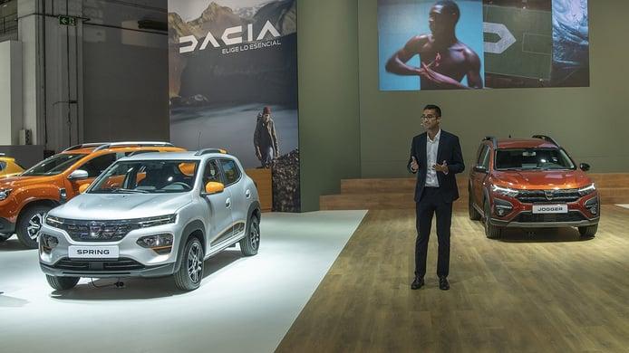 Dacia en el Automobile Barcelona 2021