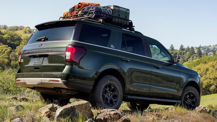 Ford Expedition 2022 - posterior