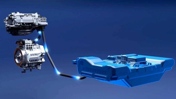 Foto Nissan E-POWER - Tecnología