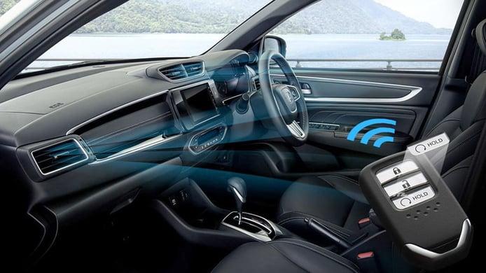 Honda BR-V 2022 - interior