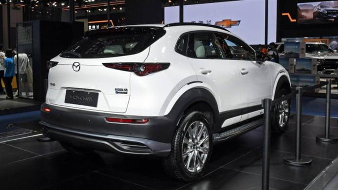 Mazda CX-30 EV - posterior