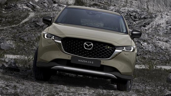 Mazda CX-5 2022 - frontal