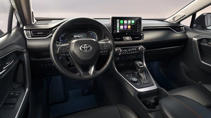 Toyota RAV4 Adventure - interior